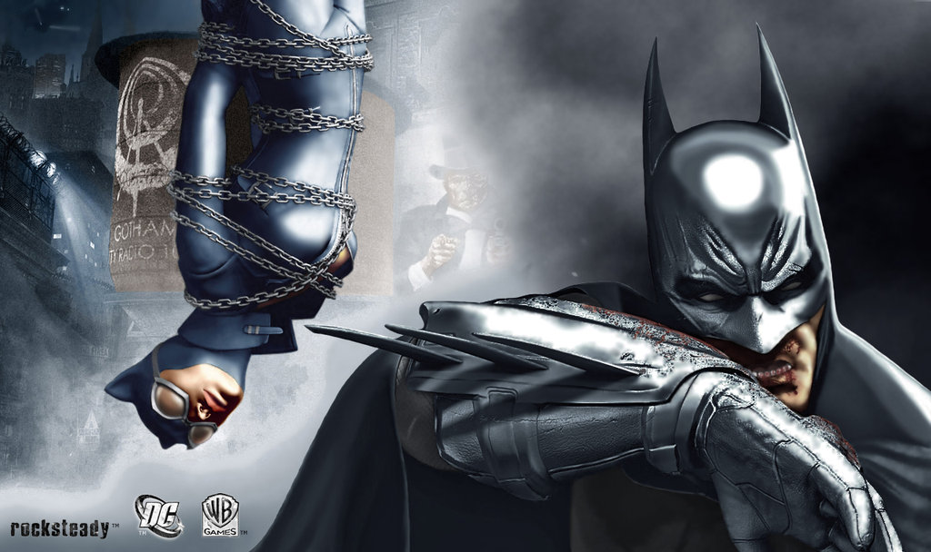Lista De Trof  Us De Batman  Arkham City